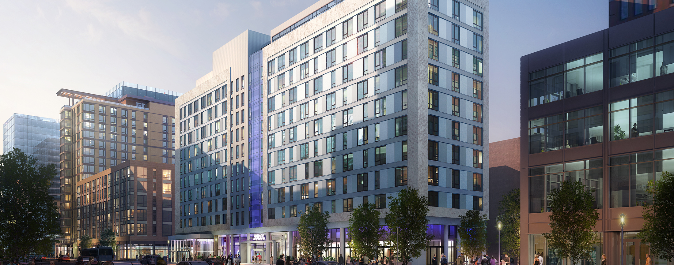 Another Hotel to Open Near BCEC in 2017