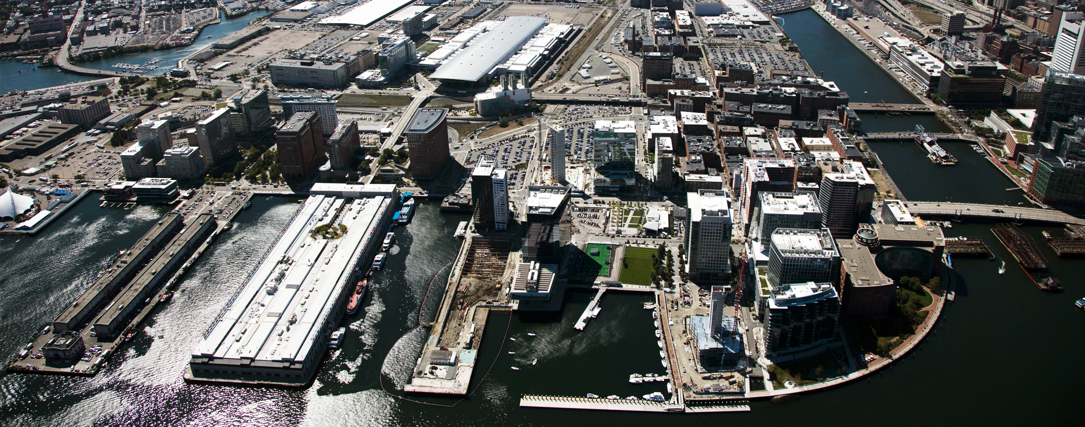 South Boston Waterfront Spotlight Series: Seaport Square