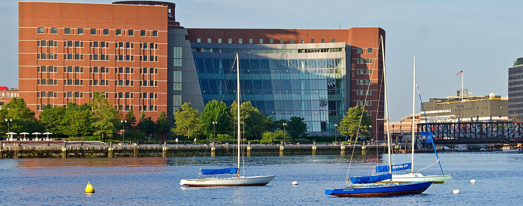 South Boston Waterfront Spotlight Series: Fan Pier