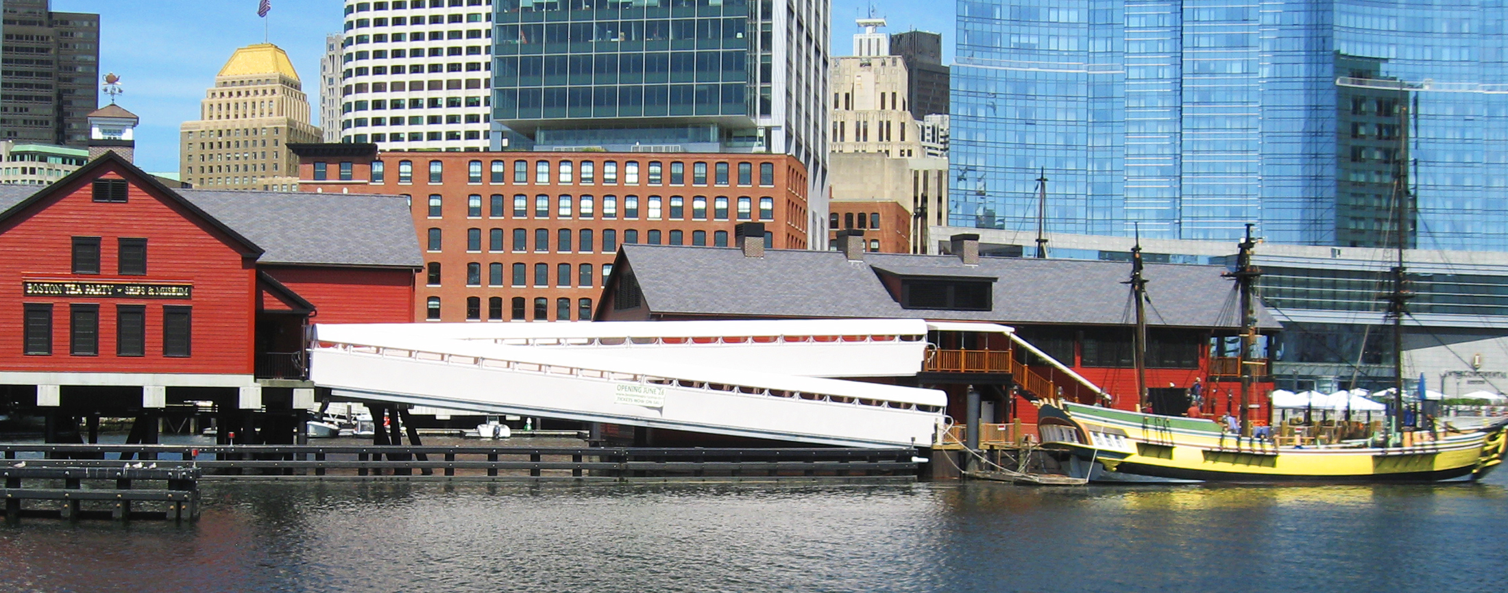 243rd Boston Tea Party Anniversary on December 16