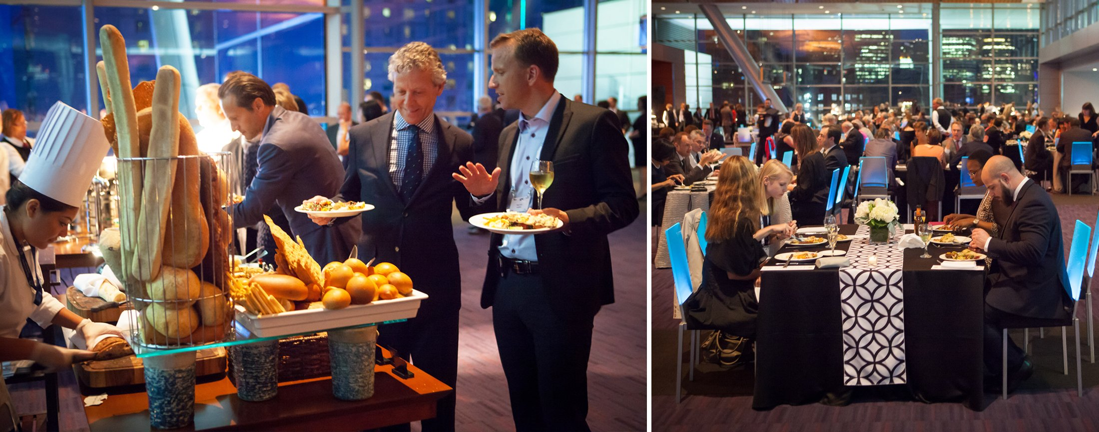 Wow Your Guests with Creative F&B Offerings at the BCEC & the Hynes