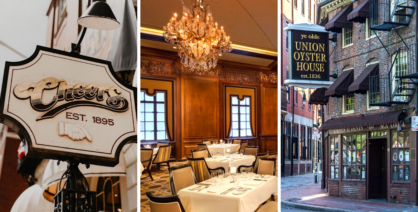 Relive America's History at These Iconic Boston Dining Spots