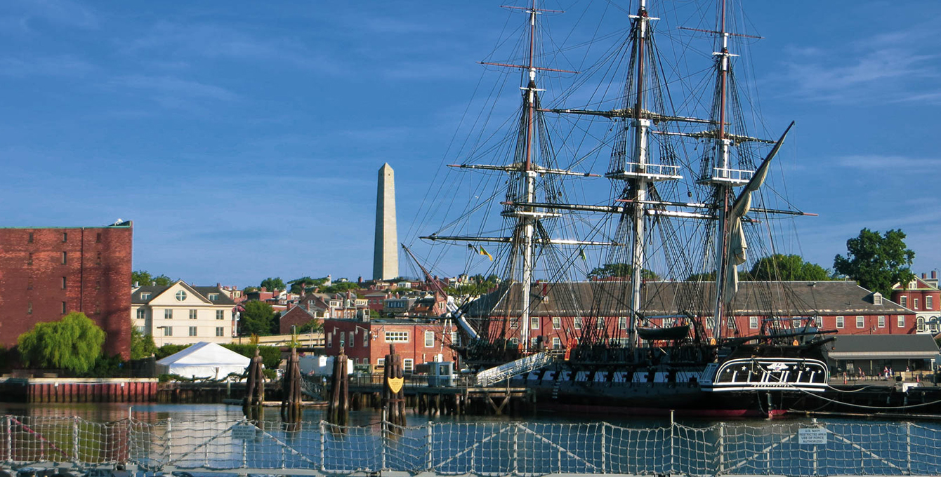 New England Charm and Maritime History Come Together in Boston's Charlestown Neighborhood