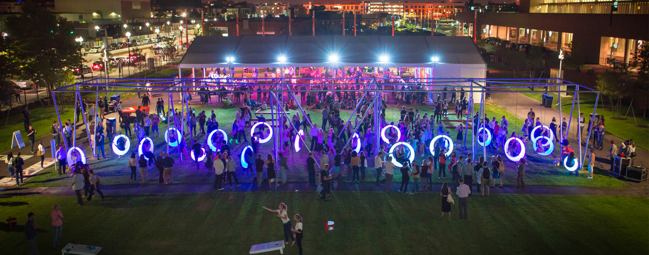 """PCMA names The Lawn On D """"Insanely Innovative Meeting Space"""" in 2018 Best in Show Awards"""