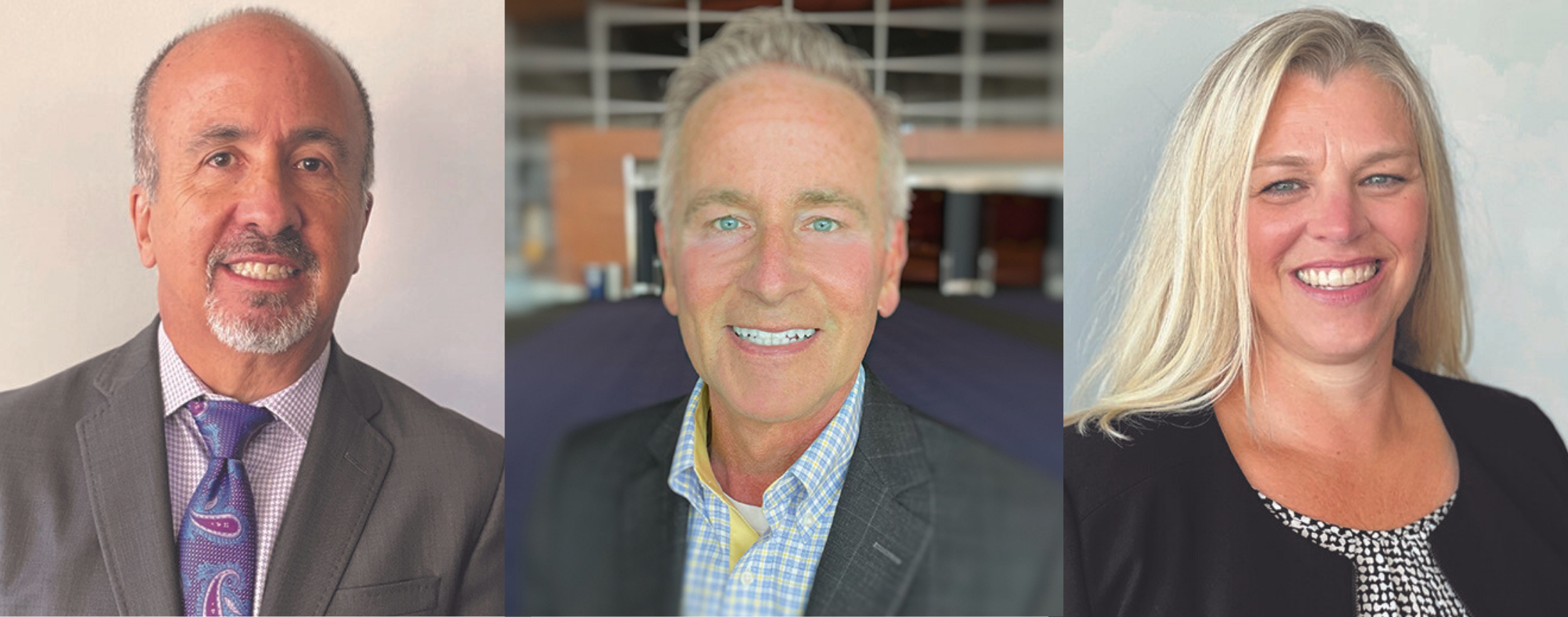 Three Industry Veterans Join the Boston Convention Marketing Center