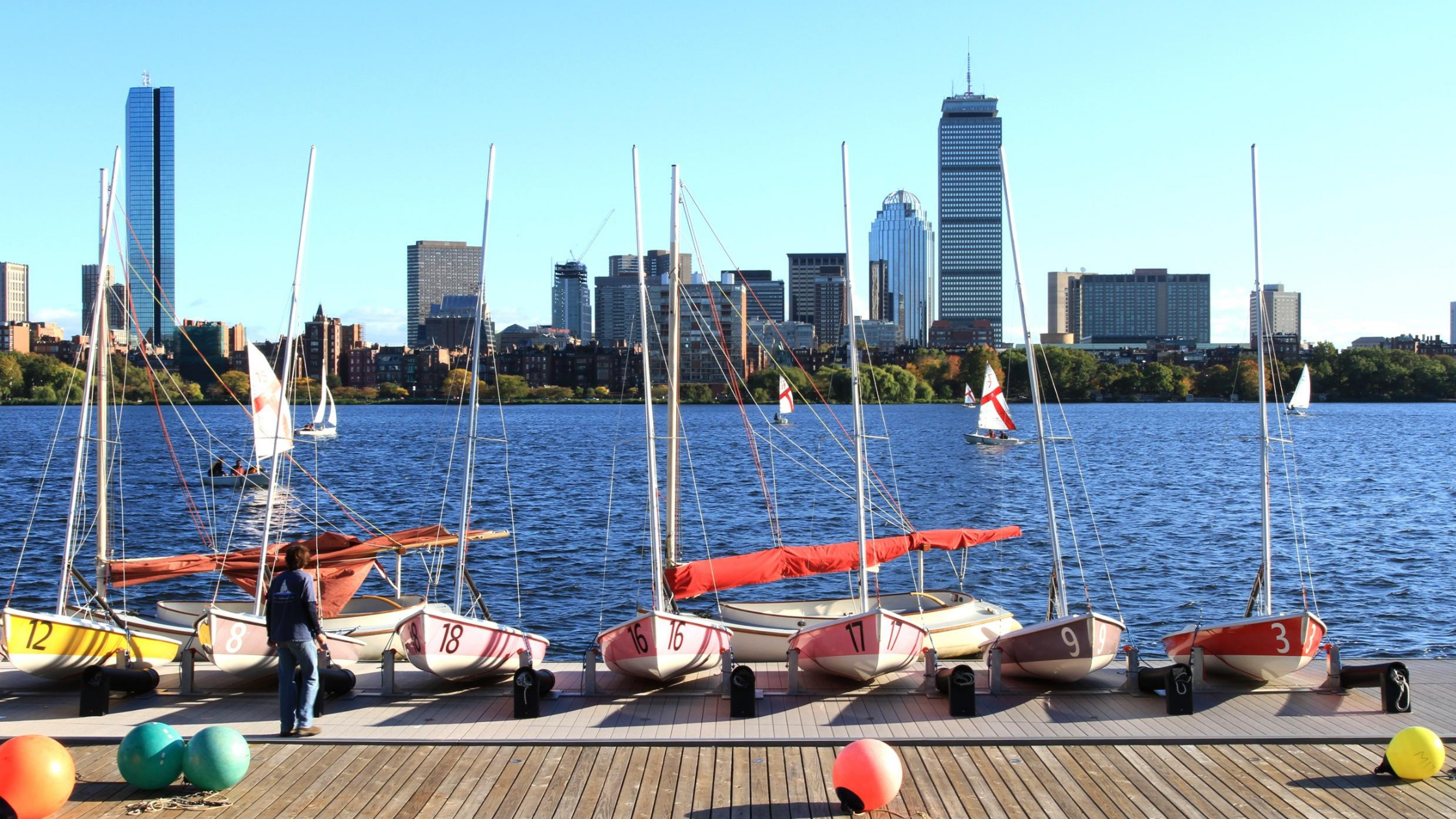 Fun Water Activities to Add to Your Boston Bucket List